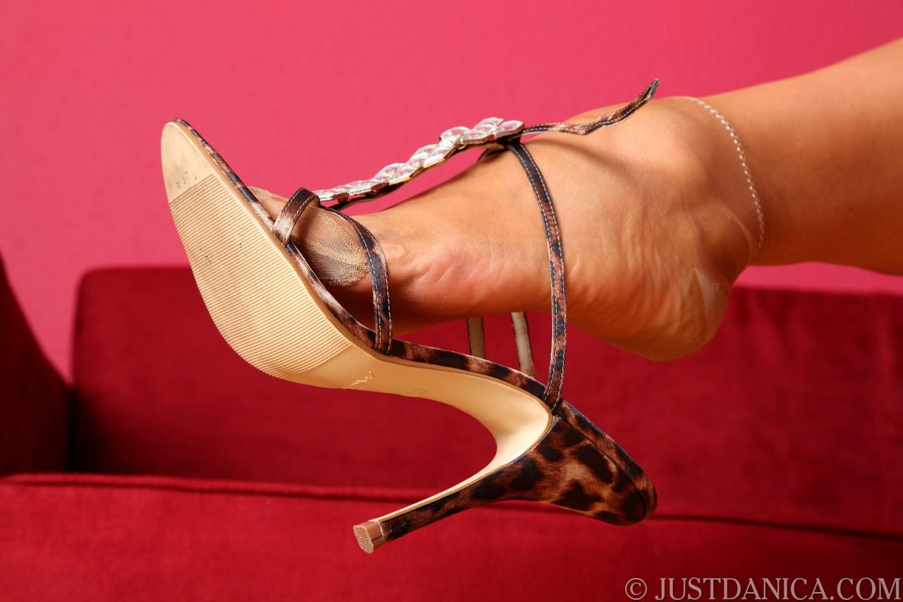 Something is. danica collins sexy feet heels consider