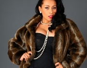 All Fur Coat & No Knickers by Hot MILF Danica Collins
